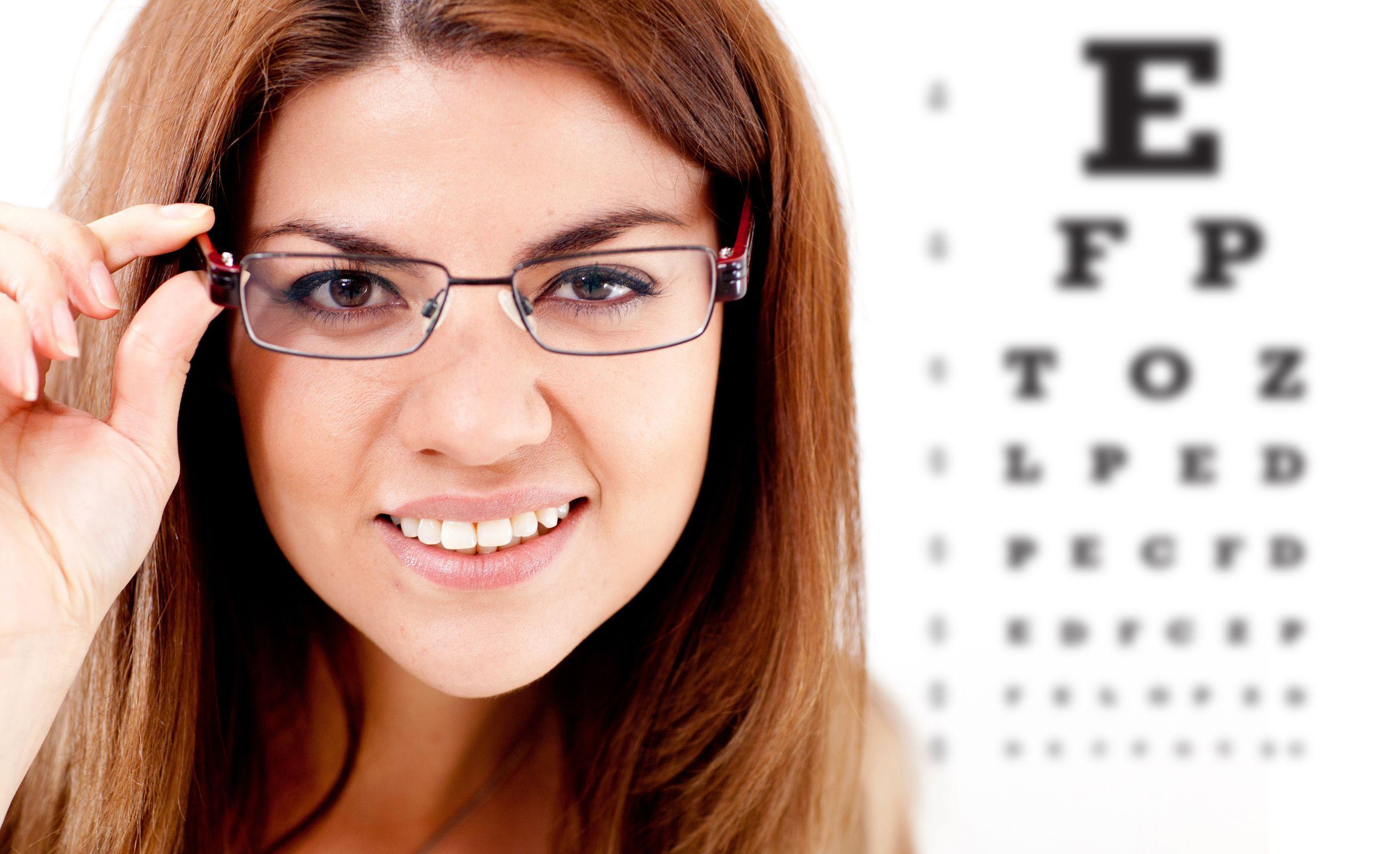 Как улучшить зрение в домашних условиях: средствами 93